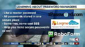 LCSO: Strong passwords online to protect against hackers [Video]