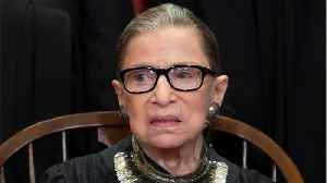 Supreme Court Justice Ruth Bader Ginsburg Speaks Out Against Recent Abortion Laws [Video]