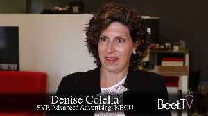 NBCU's Colella Explains The Partnership With Sky, Status Of OpenAP [Video]