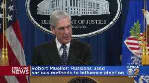 Mueller Says Russia Investigation Is Complete, Resigns [Video]