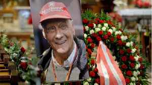 Schwartzenegger & Austrian President Join F1 Stars To Pay Respect To Lauda [Video]