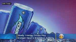 Energy Drinks May Have Unintended Health Risks [Video]