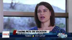 Consumer Reports: Cost of taking your pet on vacation [Video]