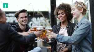 Drinking Without The Headache? UK Company Develops Hangover-Free Alcohol-Substitute [Video]