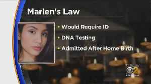 Getting Marlen's Law On The Books [Video]