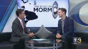 'The Book Of Mormon' Is At The Academy Of Music [Video]