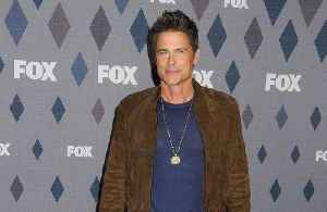 Rob Lowe upset by Prince William's hair loss [Video]