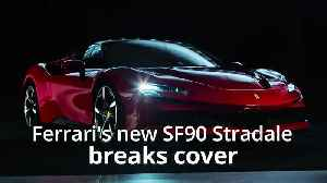 This is the new Ferrari SF90 Stradale [Video]