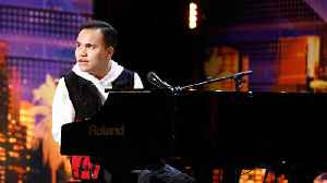 'AGT' Contestant Kodi Lee Earns Golden Buzzer With 'Song for You' | Billboard News [Video]