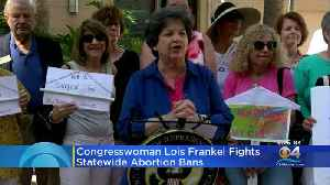 Florida Congresswoman Fights Back Against Abortion Bans [Video]
