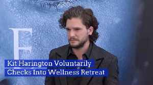 Kit Harington Is Going Through A Rough Time [Video]