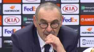 Sarri to speak to club about Hazard [Video]