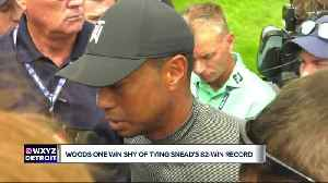 Tiger Woods eyes Sam Snead's record of 82 PGA Tour wins [Video]