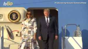 Melania Trump Wears Over $20,000 Worth of Clothes During 4 Day Japan Trip [Video]