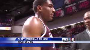 Perry Returning to Mississippi State [Video]