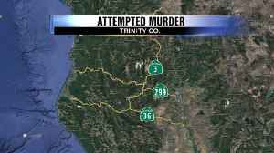 Trinity County man faces attempted murder charges after reporting crime [Video]