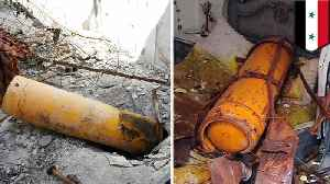 Leaked OPCW report finds Douma gas attack likely staged [Video]