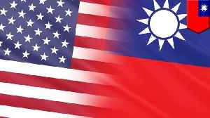 Taiwan and U.S. security officials met, now China is all pouty [Video]