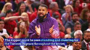 NBA Spoke With Raptors About Drake's Sideline Behavior [Video]