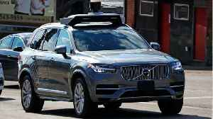 Uber Relaunches Self Driving Cars [Video]