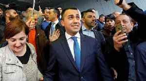 Italy's 5-Star leader and deputy PM Luigi Di Maio wins party confidence vote [Video]