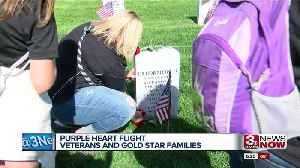 Purple Heart Veterans and Gold Star Families [Video]