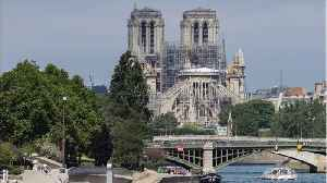 France to restore Notre Dame to its original state [Video]