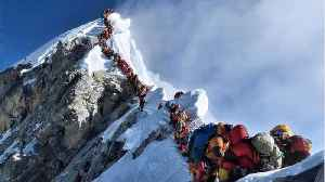 In the past week 11 people have died in Mount Everest's 'Death Zone' [Video]