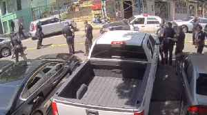 Driver Apprehended After Series of Hit-and-Run Collisions in San Francisco [Video]