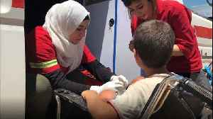 ICRC Opens Field Hospital in al-Hol Refugee Camp [Video]
