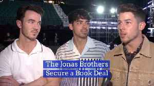 News video: Jonas Brothers Story Is Going To Print