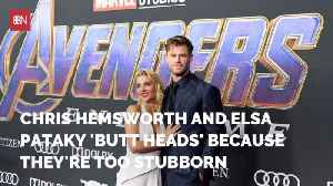 Chris Hemsworth Deals With Marriage Like Everyone Else [Video]