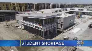 Brand New Fremont Campus To Stay Empty Next Year Due To Student Shortage [Video]