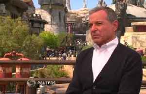 Disney CEO says it will be 'difficult' to film in Georgia if abortion law takes effect [Video]