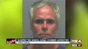 Bank robber caught in Cape Coral [Video]