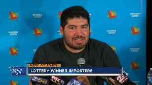 Scammers pose as West Allis Lotto winner to steal money [Video]