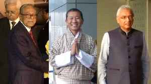 Foreign dignitaries arrive in Delhi for PM Modi's swearing-in ceremony [Video]