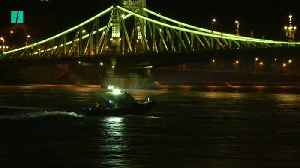 Tourist Boat Capsizes In Hungary [Video]