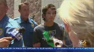 Sentencing Day For 'Kai The Hitchhiker' Guilty Of Murder [Video]