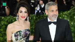 Fancy A Double Date With The Clooneys? [Video]