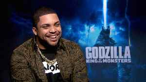 'Godzilla: King Of The Monsters': Exclusive Interview With O'Shea Jackson Jr. & Michael Dougherty [Video]
