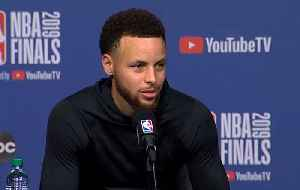 WARRIORS: Steph Curry On Starting The Finals On The Road In Toronto [Video]