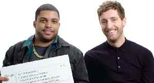 Thomas Middleditch & O'Shea Jackson Jr. Answer the Web's Most Searched Questions [Video]