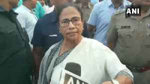 Mamata objects to 'Jai Sri Ram' slogan again, says will act on 'outsiders' [Video]