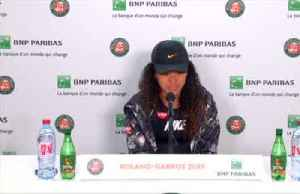 Osaka feels she tired out Azarenka to win after another first set loss [Video]