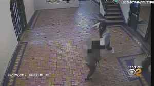 Police Seek Suspect After Brooklyn Apartment Lobby Attack, Robbery [Video]
