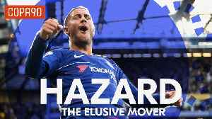 Why Eden Hazard Is One Of The World's Best | COPA90 x Rexona [Video]
