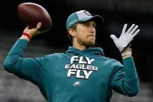 Nick Foles Missing Jaguars Practice Due to Wife's Miscarriage [Video]
