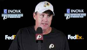 Washington Redskins head coach Jay Gruden says 'Hard Knocks' should go to Oakland with Jon Gruden [Video]