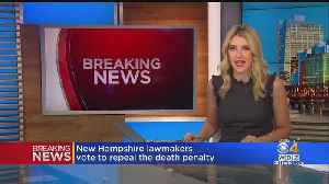 New Hampshire Lawmakers Repeal Death Penalty [Video]